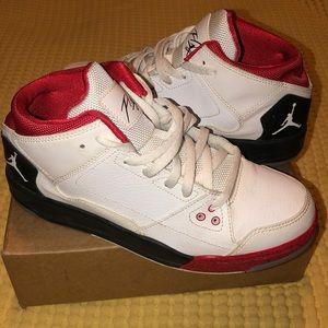 Kids Jordan Shoes **Practically NEW